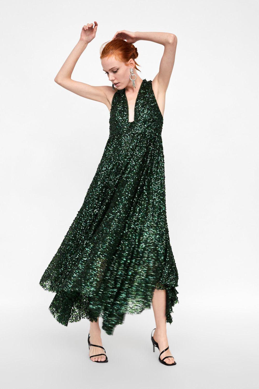 Vestido de la colecci