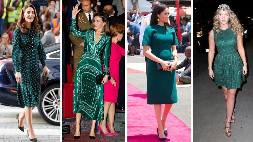 Kate Middleton, la reina Letizia, Meghan Markle y Lady Kitty Spencer...