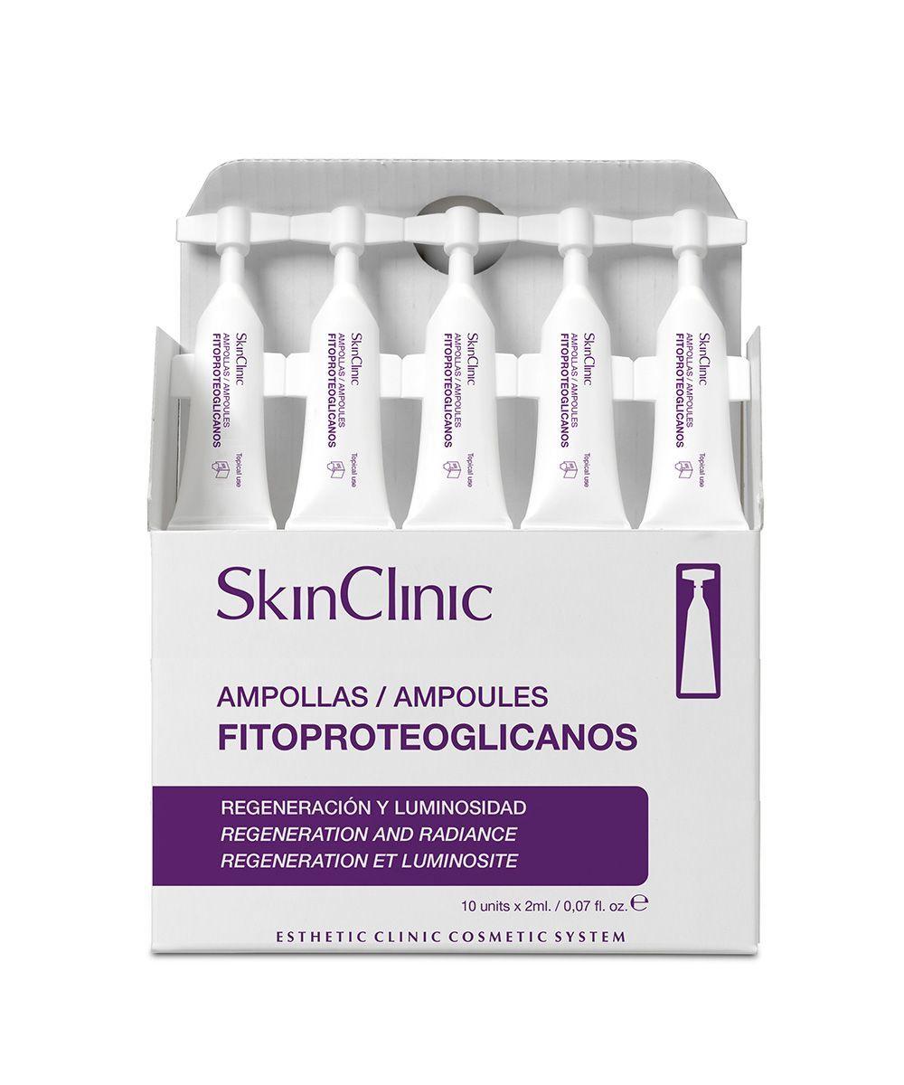 Ampollas Fitoproteoglicanos, SkinClinic