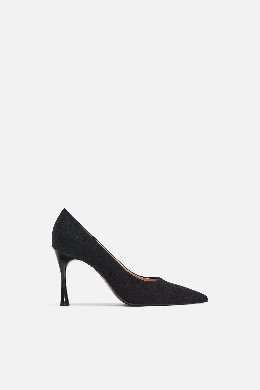 Salón negro de Zara (22,95 euros).