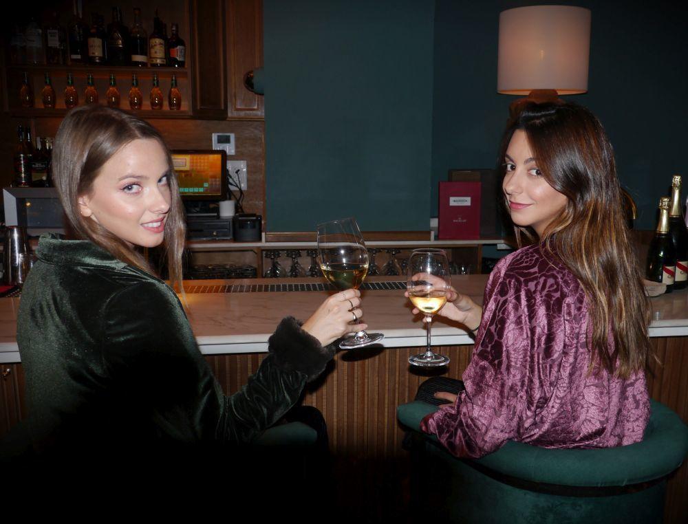 Lara y Marga, fundadoras y diseñadoras de la firma.