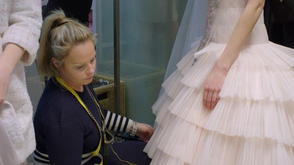 Imágenes del documental de Chanel. Cortesía de Netflix.