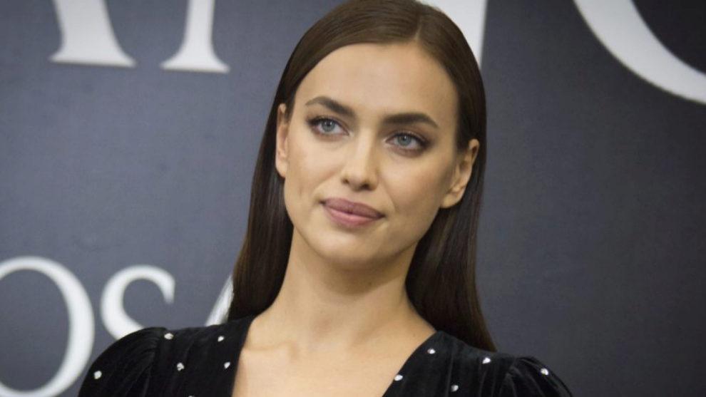 Irina Shayk nueva imagen de Marc Jacobs Beauty para 2019.