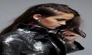 Descubre cómo hacer este peinado con trenza, ideal para todas las...