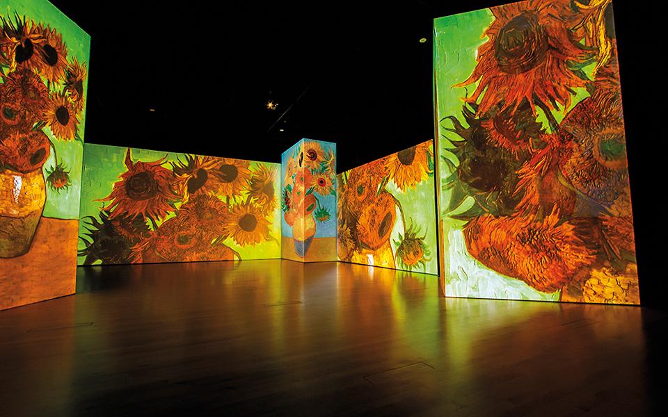 """""""Los girasoles"""", uno de los cuadros más representativos de Van Gogh,..."""