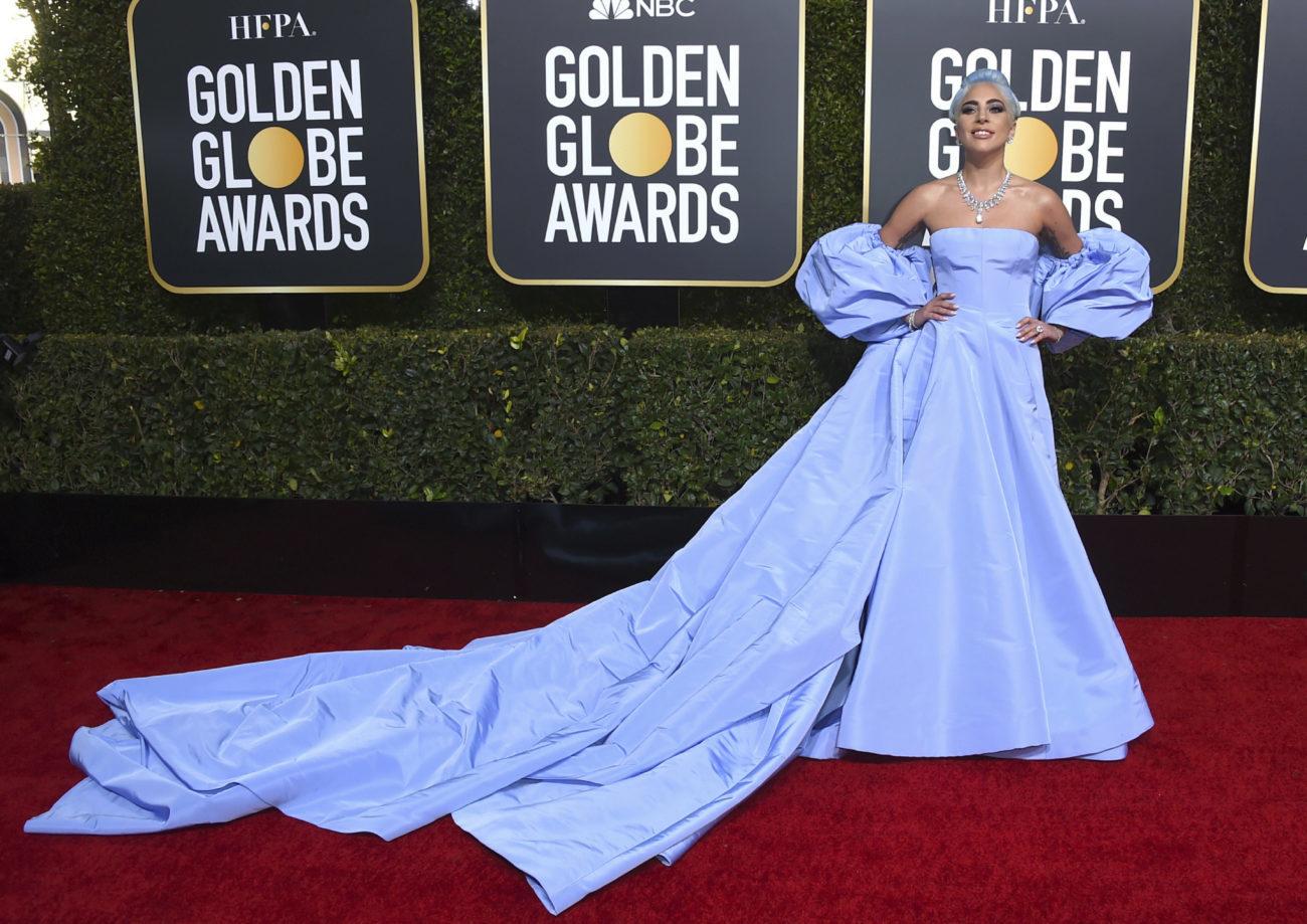 Lady Gaga con un dise
