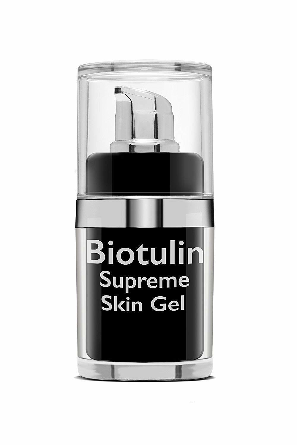 Biotulin Supreme Skin Gel.