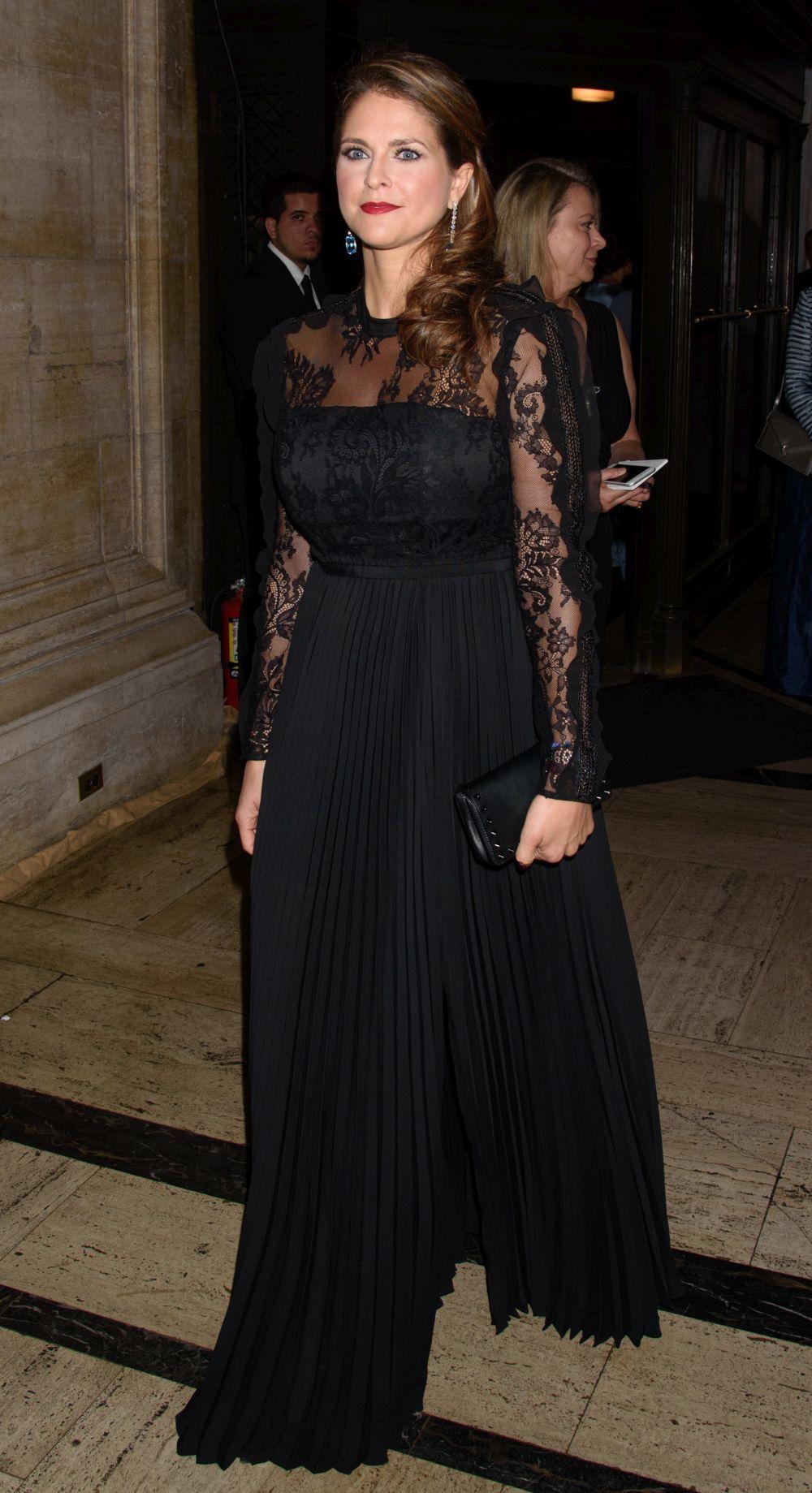 Magdalena de Suecia es la royal que menos gasta en ropa, según el...