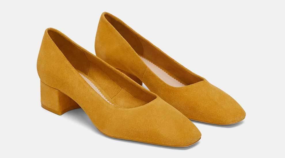 7b31c032 En las rebajas de Zara están los 3 zapatos estrella de la primavera ...