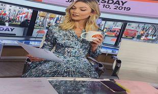 Karlie Kloss en la NBC