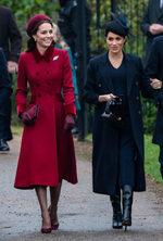Meghan Markle, la gran ausente en la fiesta de cumpleaños de Kate Middleton