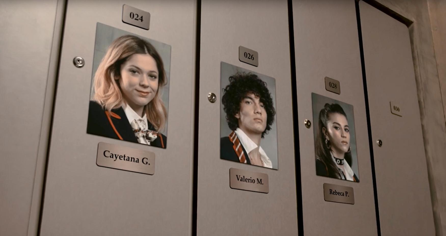 Los nuevos personajes de la segunda temporada de Élite.
