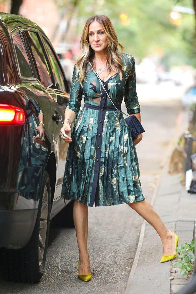 Sarah Jessica Parker en Divorce.