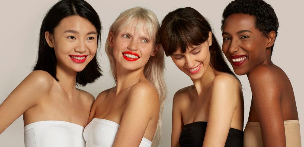 La nueva línea de maquillaje de Find, de Amazon, cubre las...
