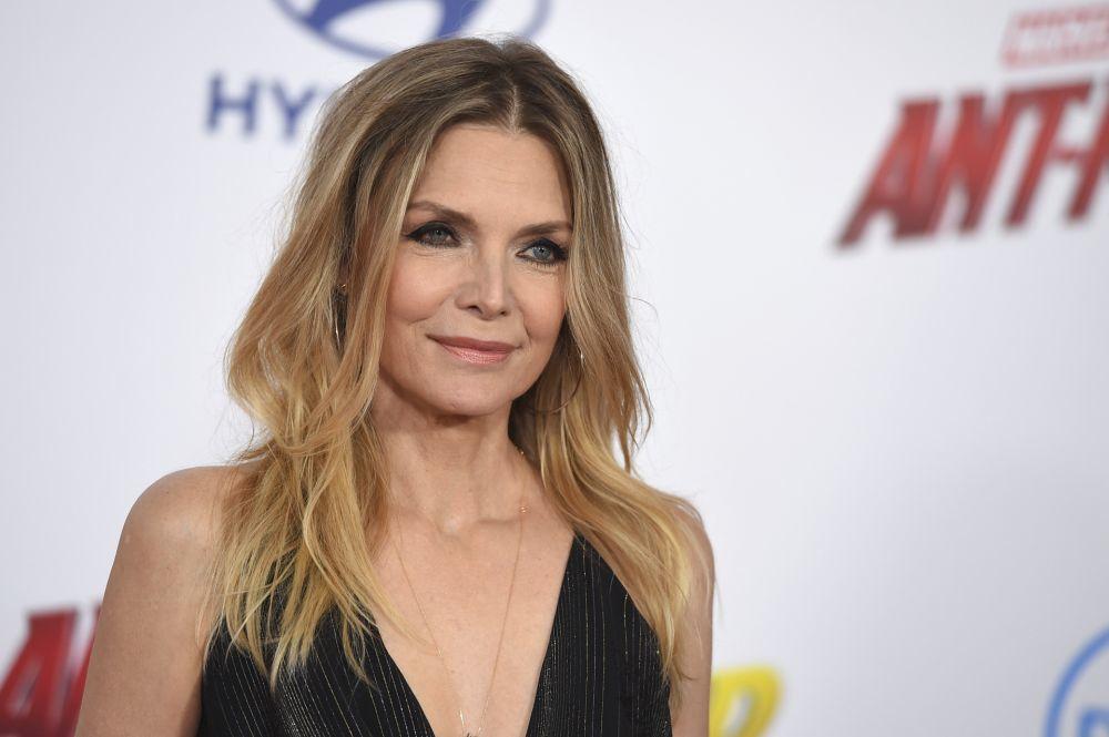 Michelle Pfeiffer en Los Ángeles