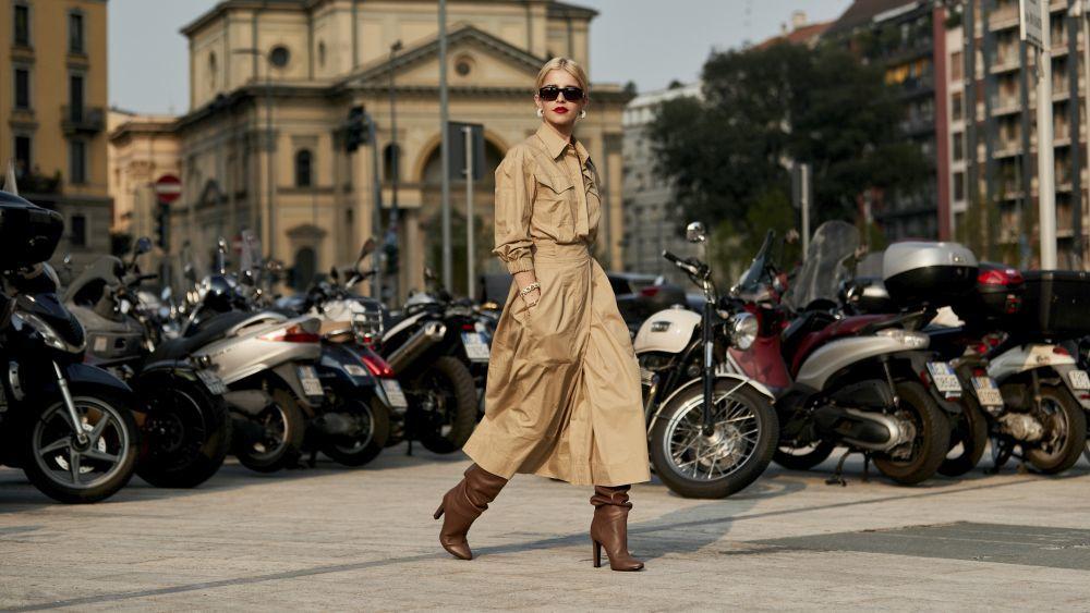 La mejor inspiración de street style para llevar las botas este...