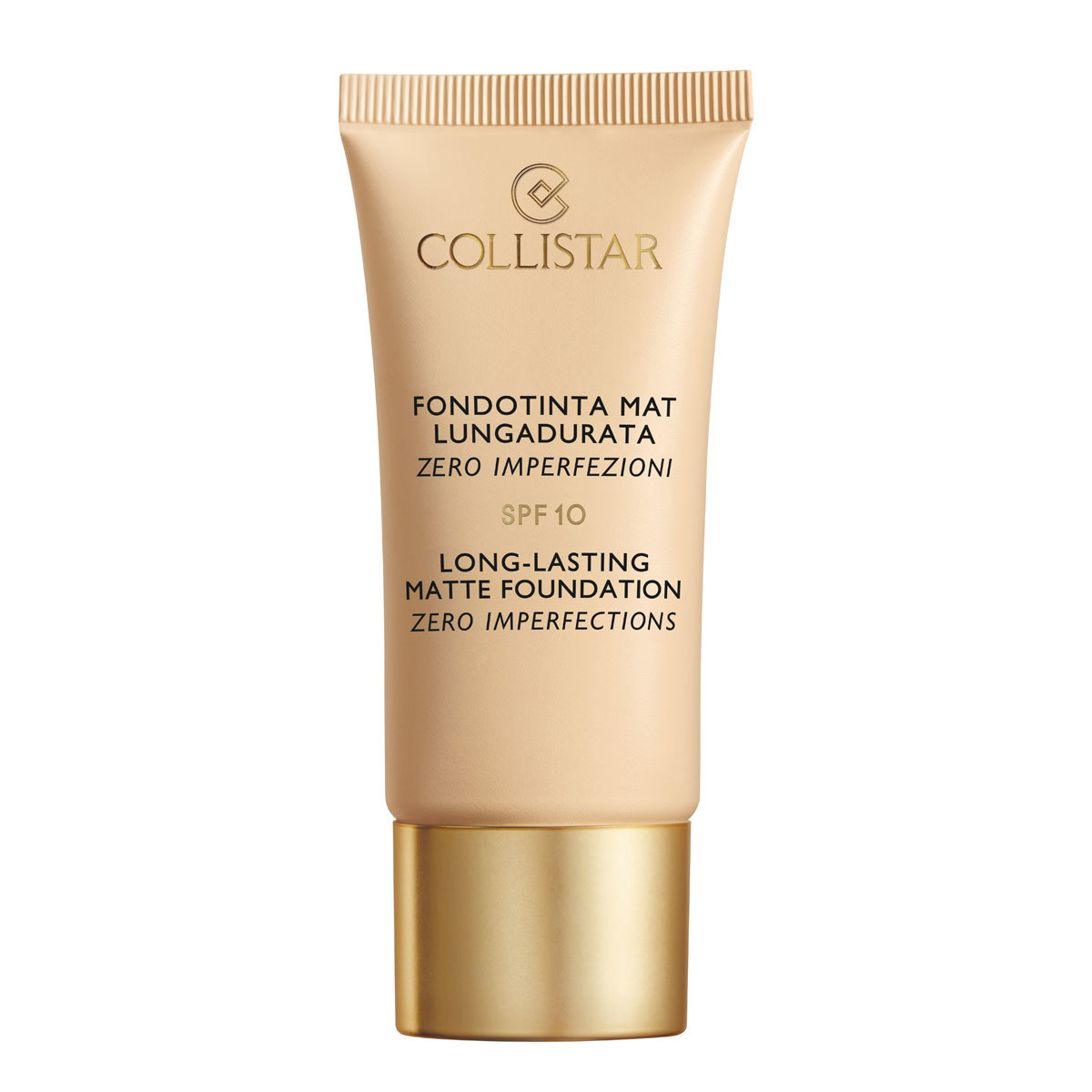 Base de maquillaje Cero Imperfecciones de Collistar.