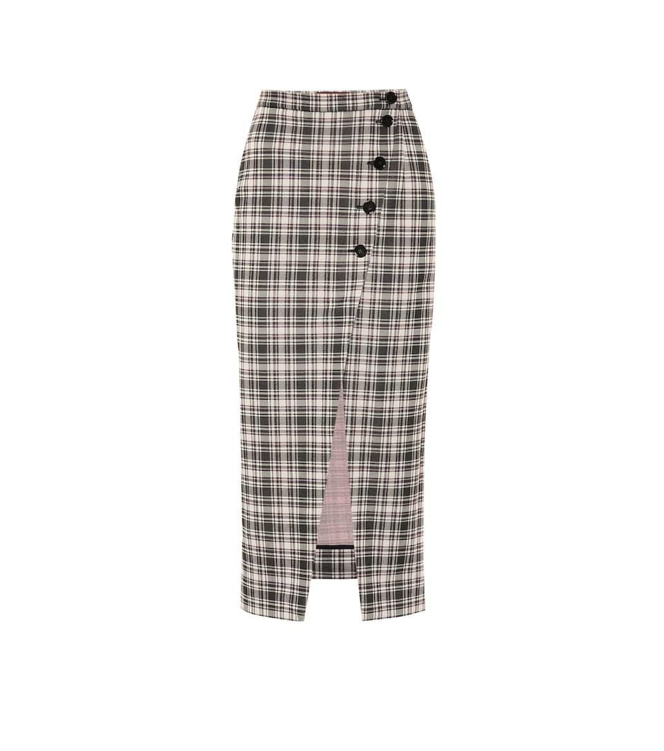 Falda de Alexa Chung.