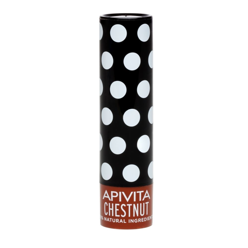 Chestnut Lip Care de Apivita.