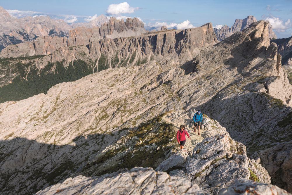 Ruta por los Dolomitas, Italia.