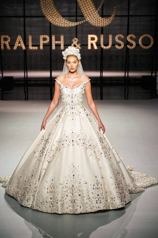 ralph & russo | 15 extravagantes y maravilloso vestidos de novia
