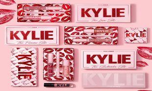 Colección de maquillaje de San Valentín de Kylie Cosmetics
