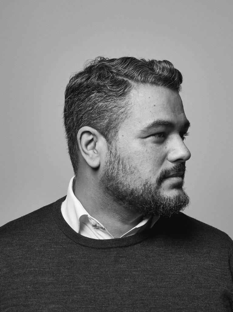 Nacho Aguayo, director creativo de Pedro del Hierro mujer.