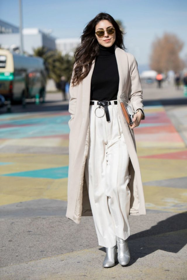 Resultado de imagen de street style madrid fashion week 2019