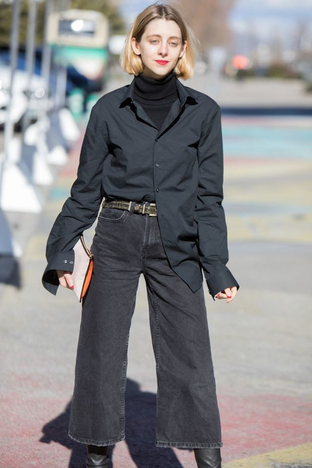 Street Style En Madrid Fashion Week Dia 3 Street Style En
