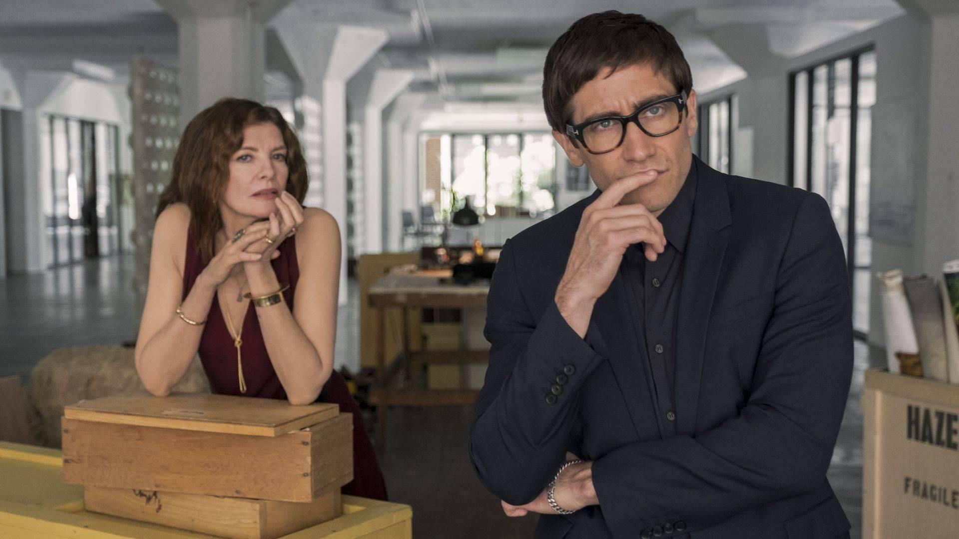 Jake Gyllenhaal y Rene Russo protagonizan Velvet Buzzsaw.