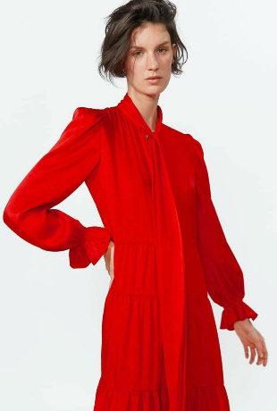 El vestido de Zara