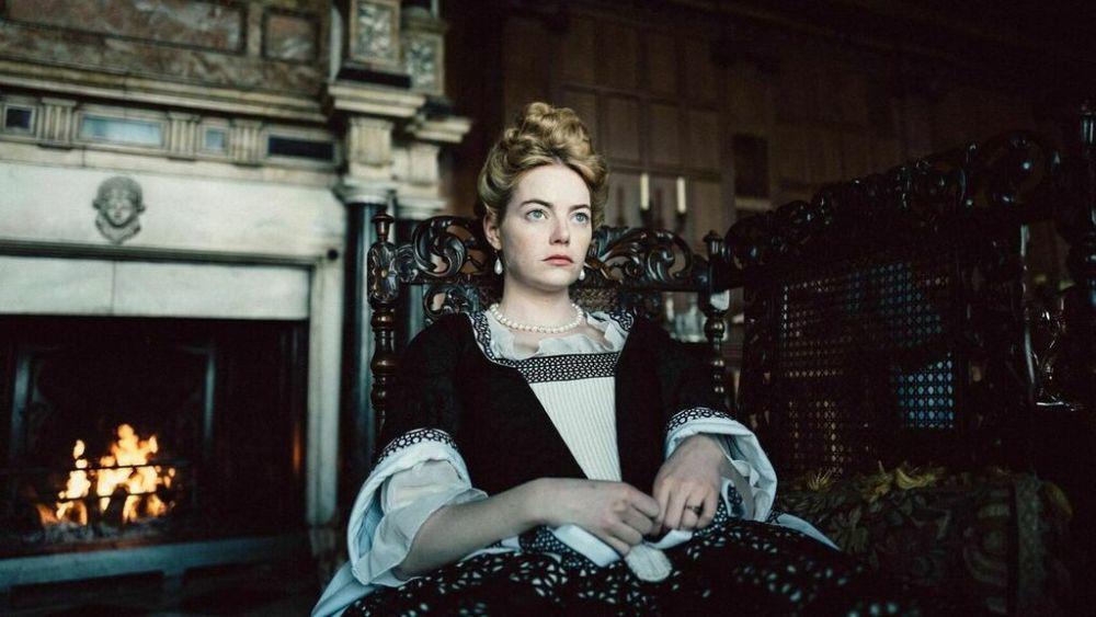 Emma Stone en la película