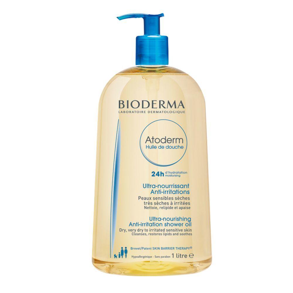 Aceite de ducha Atoderm, Bioderma (16,95 euros).