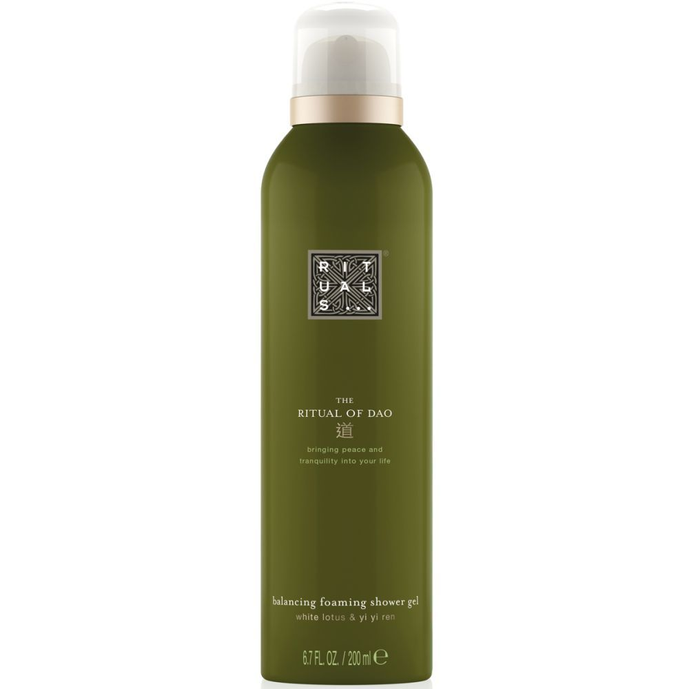 The Ritual of Dao Foaming Shower Gel, Rituals (8,50 euros).