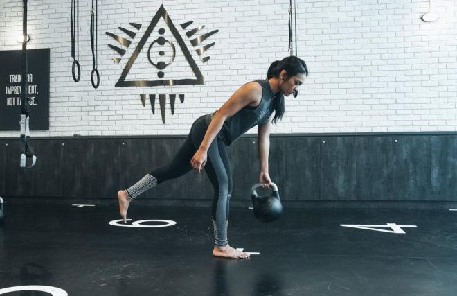 Uno de los patrones fundamentales de movimiento de Ritual en la...