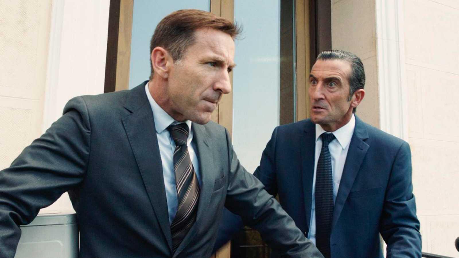 Antonio de la Torre, Goya 2019 al mejor actor  por El Reino, con el...