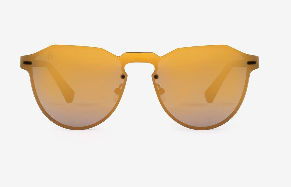 Gafas de sol amarillas de Hawkers