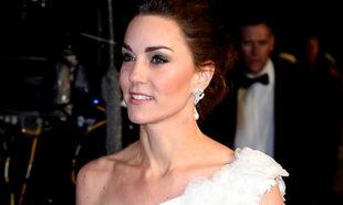 Kate Middleton en los Bafta 2019.