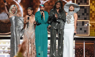 Lady Gaga, Jada Pinkett Smith, Alicia Keys, Michelle Obama y Jennifer...
