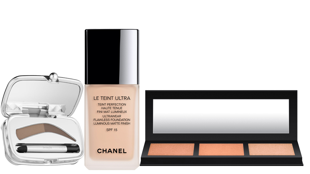 Fool Proof Brow Powder, Benefit (C.P.V.); Base de maquillaje Teint...