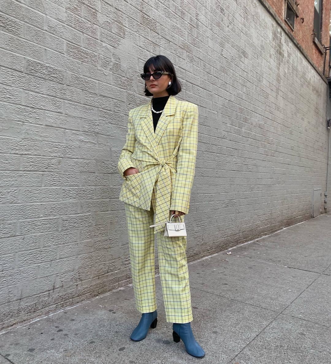 La estilista María Bernad