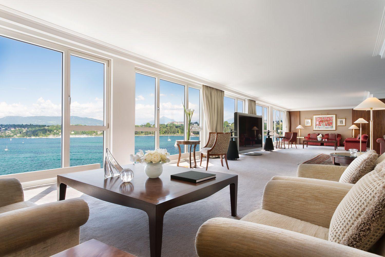 La Royal Penthouse Suite del Hotel President Wilson