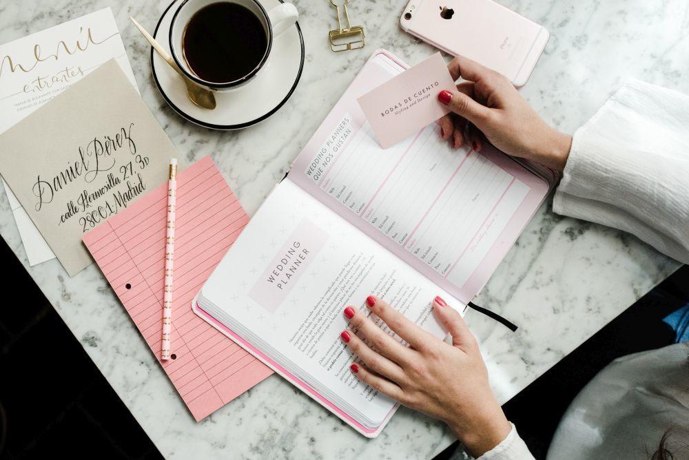 10 agendas, planificadores y