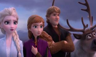 Una de las primeras imágenes de Frozen 2
