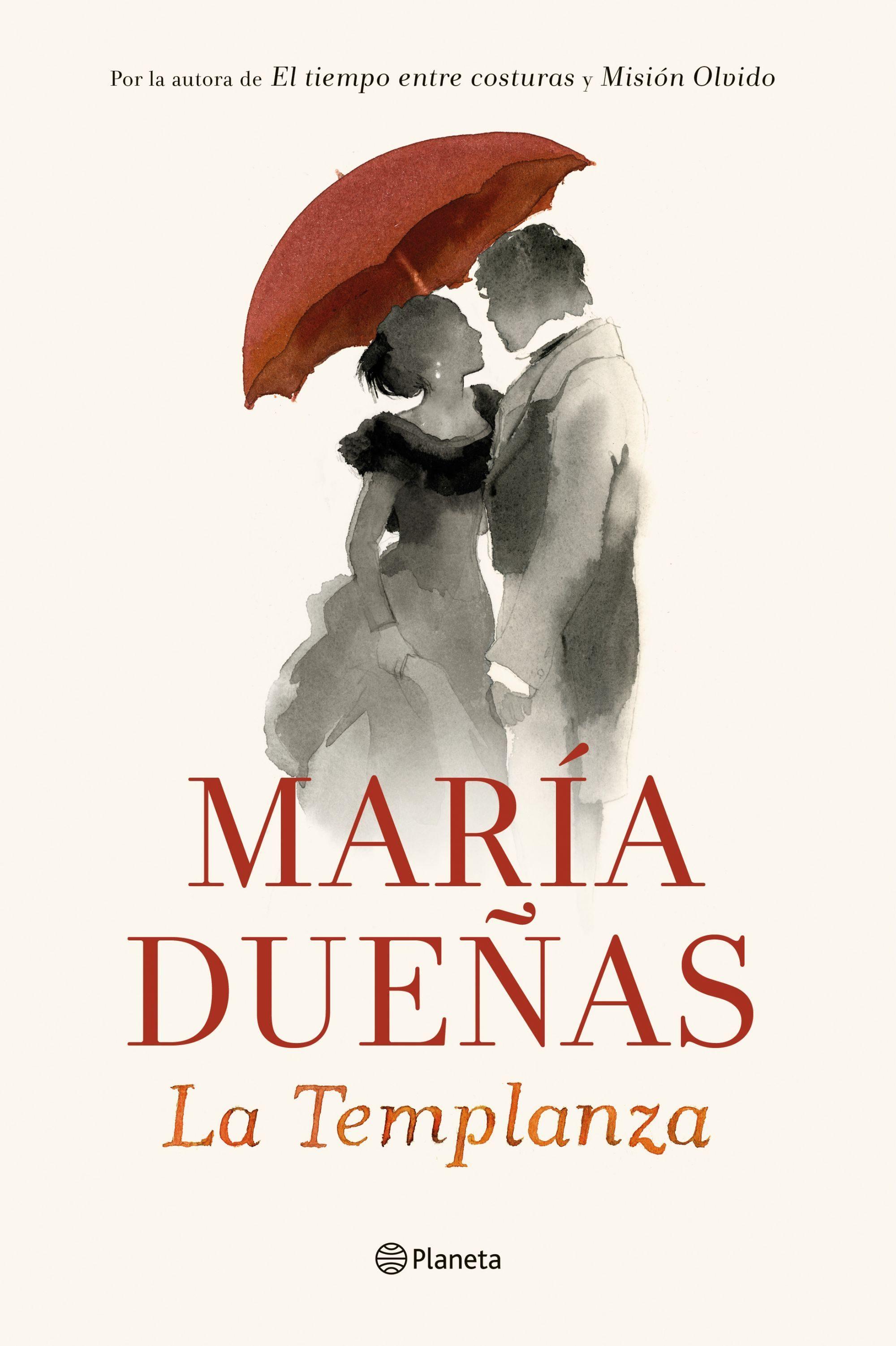 La Templanza, de María Dueñas