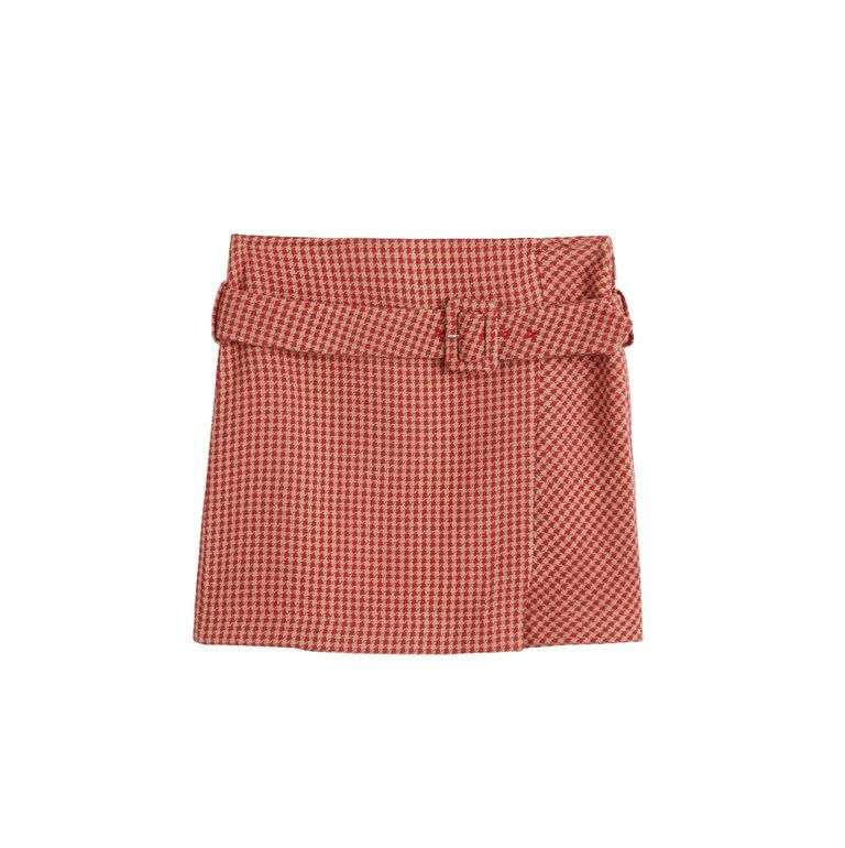 Falda de Mango.