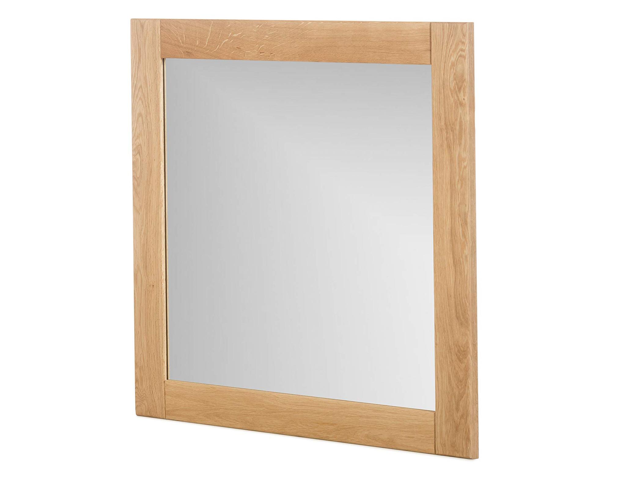 Espejo de madera maciza de Alkove