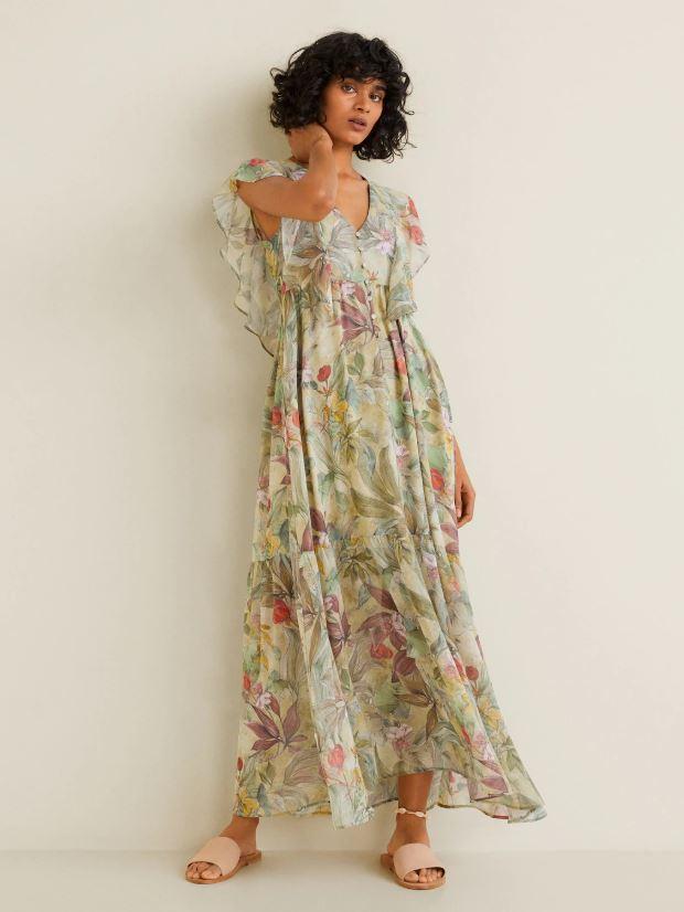 barato mejor valorado precio elige lo último Vestido de flores, de Mango | 10 vestidos low cost para...