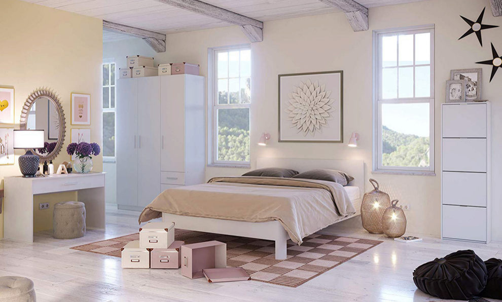 Dormitorio de Movian