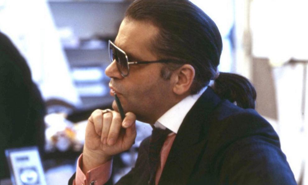 7e16994c51d Karl Lagerfeld  lo que pocos sabían del diseñador de Chanel